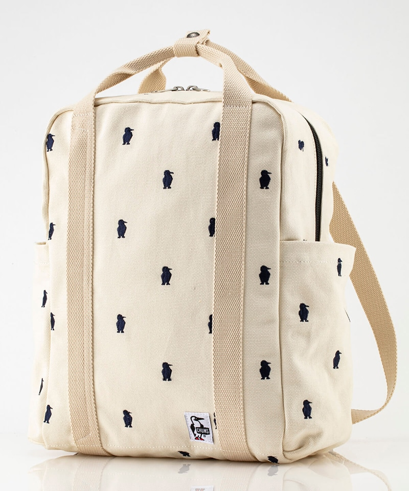 Booby Canvas Square Day Pack(ブービーキャンバススクエアデイパック(リュック/バックパック))
