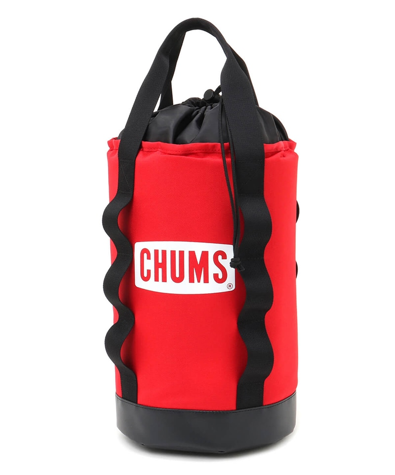 CHUMS Logo Vertical Tool Case(チャムスロゴバーチカルツールケース(キャンプグッズ))
