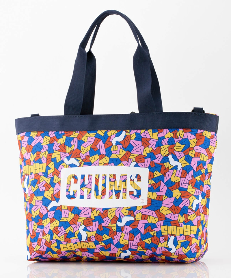 Recycle CHUMS Logo Tote Bag(リサイクルチャムスロゴトートバッグ(トートバッグ))