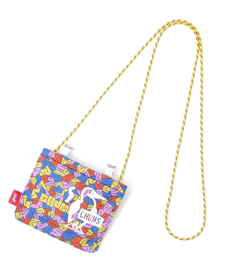 Recycle Pocket Shoulder Pouch for KIDS(リサイクルポケットショルダーポーチフォーキッズ(ポーチ|ショルダーバッグ))