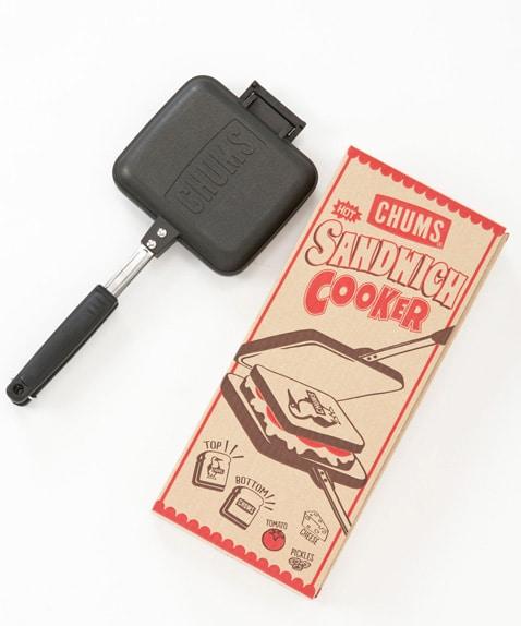 Hot Sandwich Cooker(ホットサンドウィッチクッカー)