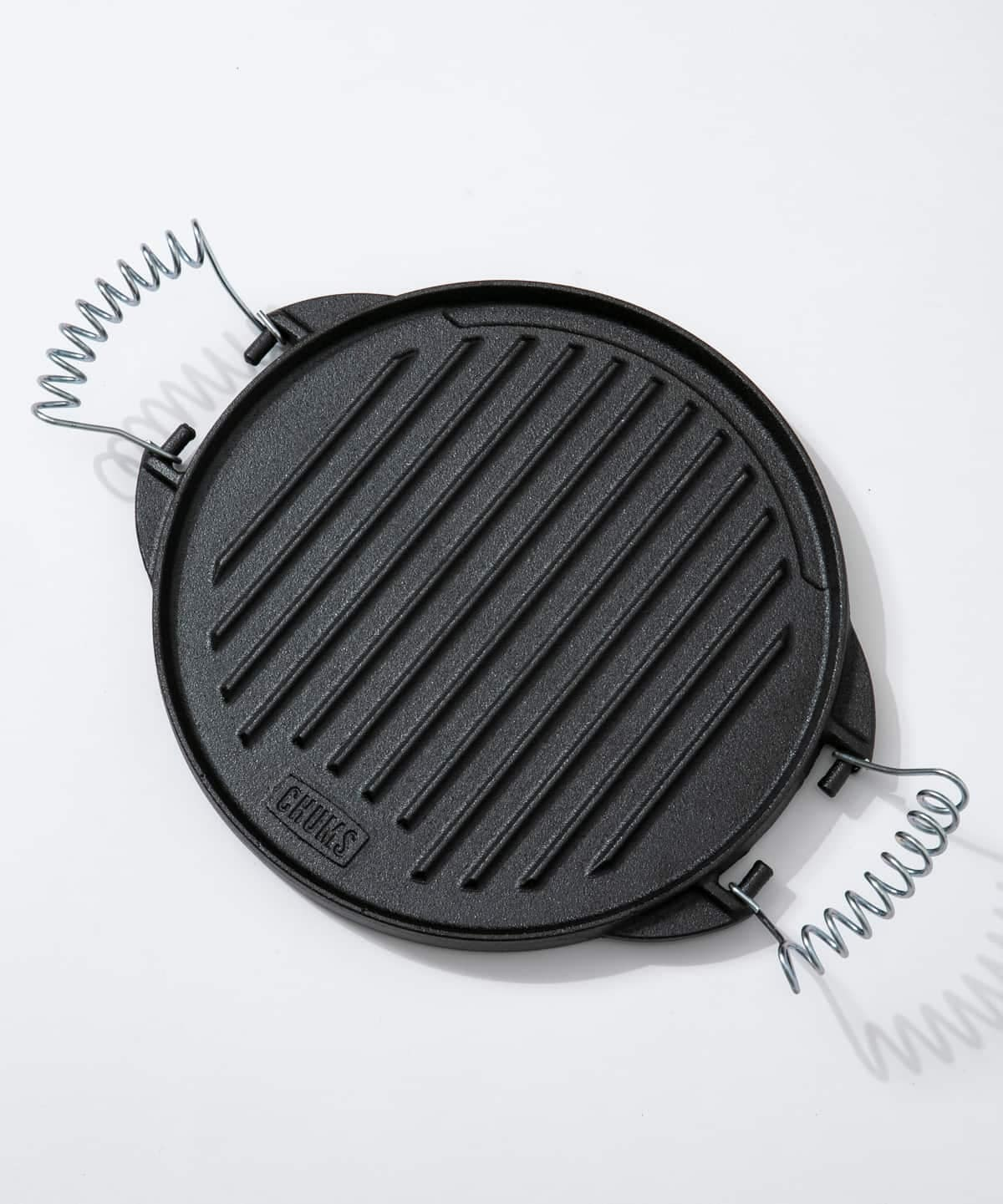 Reversible Grill Plate Oval(リバーシブルグリルプレートオーバル(調理器具/クッキング用具))