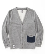 Flap Pocket Cardigan