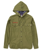 Scout Hoodie Shirt(スカウトフーディーシャツ(トップス/シャツ))