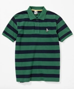 Booby Border Polo Shirt Women's(ブービーボーダーポロシャツ(トップス/ポロシャツ))