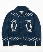 Booby Cowichan Knit Jacket(ブービーカウチンニットジャケット)