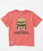 CHUMS Burgers T-Shirt Women's