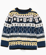 Kid's Holiday Chilly Knit(キッズホリデイチリーニット)