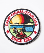 Wappen CHUMS Camp(ワッペンチャムスキャンプ)