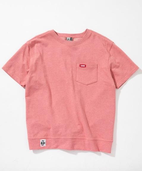キーストーンスウェット半袖ポケットクルートップ(トップス/スウェット)