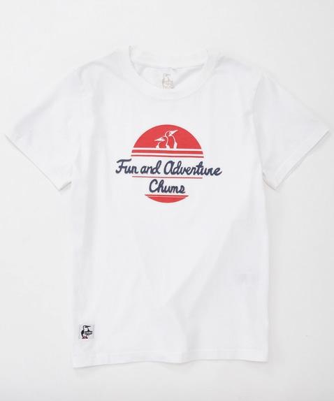 サンセットドライTシャツ