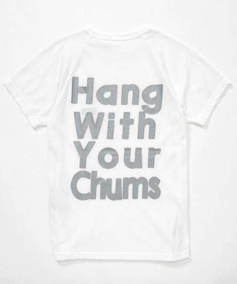 HWYCテックTシャツ