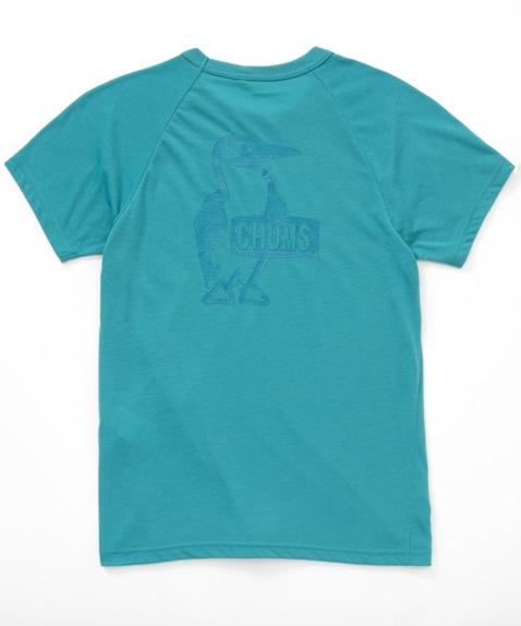 ブービーロゴテックTシャツ