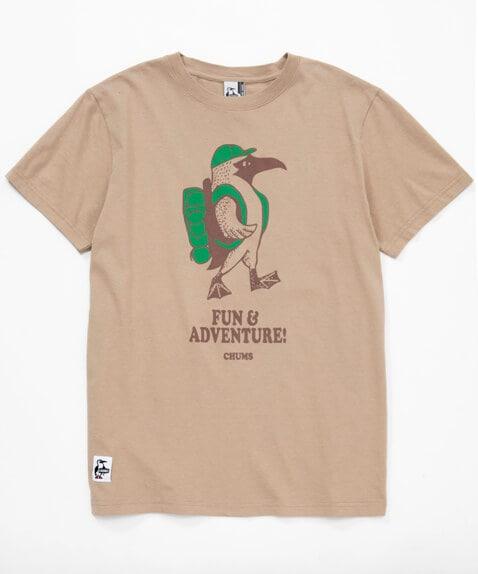 トレッキングブービーTシャツ