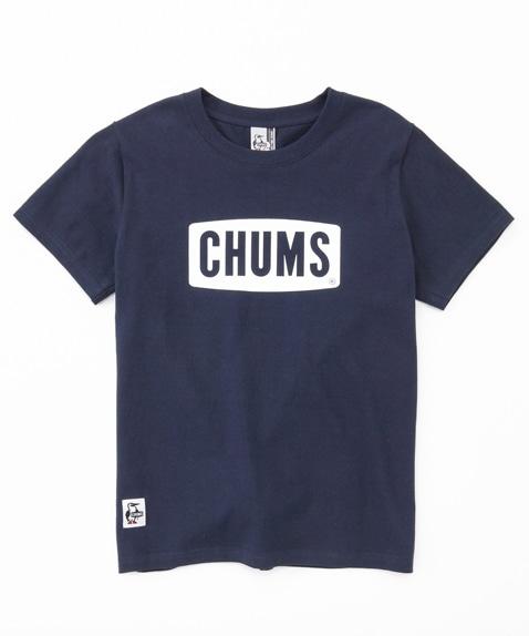 チャムスロゴTシャツ