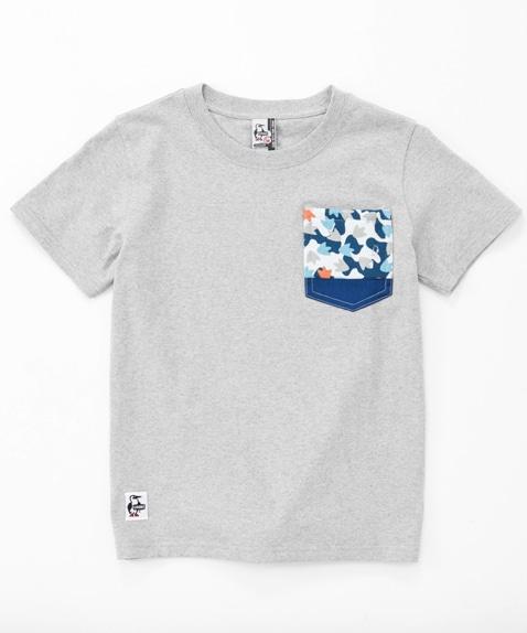 ポケットTシャツスウェットナイロン