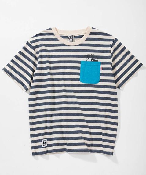 ノーINAPポケットTシャツ(トップス/Tシャツ)[メンズ]