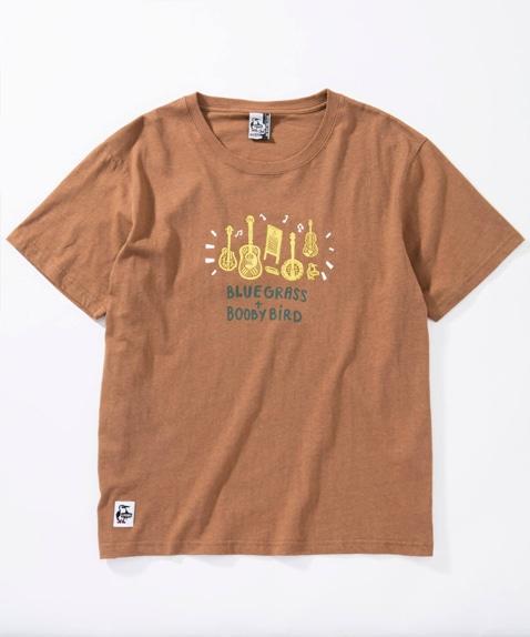 ブルーグラスTシャツ(トップス/Tシャツ)[メンズ]