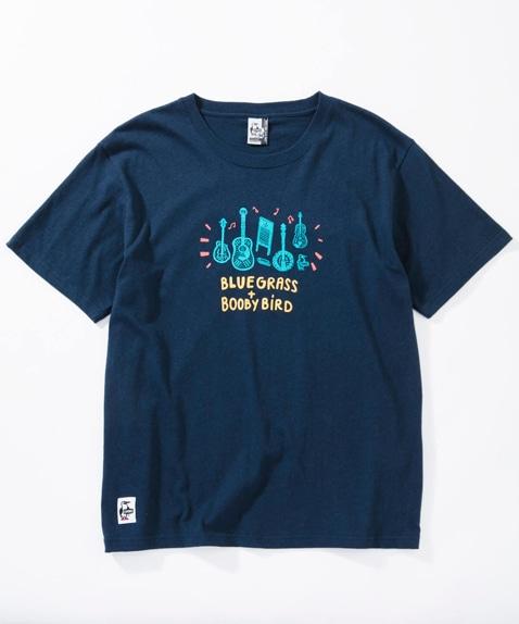ブルーグラスTシャツ(トップス/Tシャツ)[レディース]