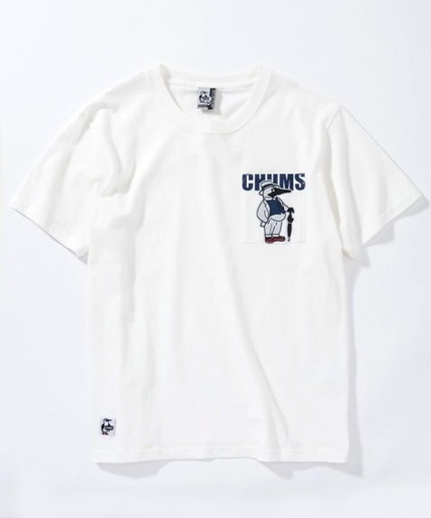 アンクルブービーポケットTシャツ(トップス/Tシャツ)[メンズ]