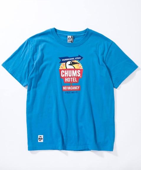 チャムスホテルTシャツ(トップス/Tシャツ)[メンズ]