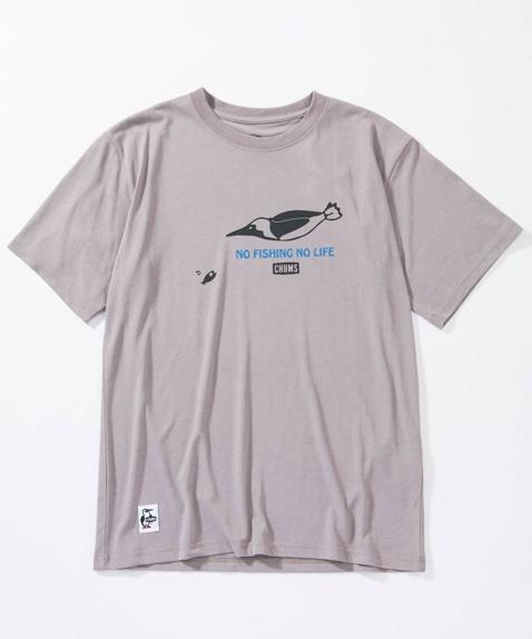 フッシィングライフクールTシャツ(トップス/Tシャツ)[レディース]