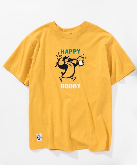 ハッピーブービーTシャツ(トップス/Tシャツ)[メンズ]