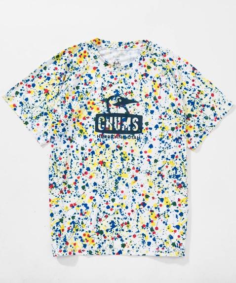 ラッシュガードブービーフェイスTシャツ