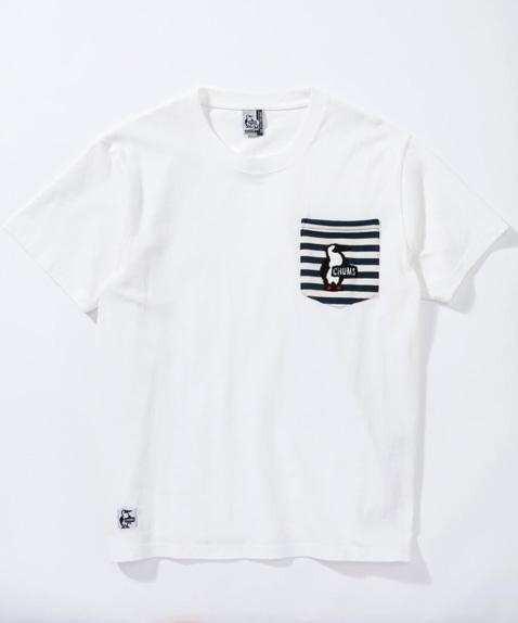 ブービーポケットTシャツスウェット(トップス/Tシャツ)[メンズ]