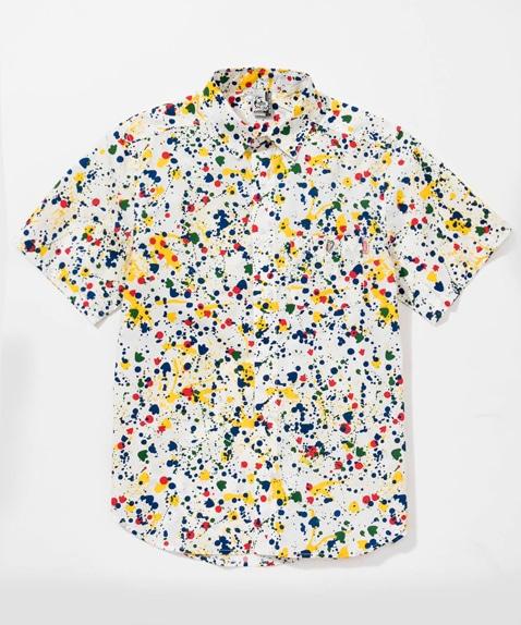 T/Cプリンテッドシャツ