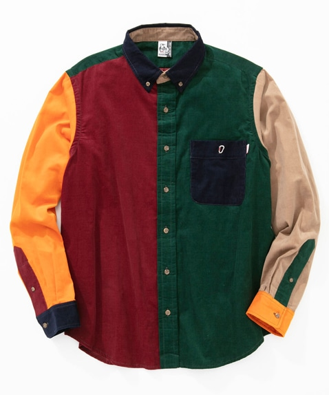 BDコーデュロイシャツ(トップス/シャツ)