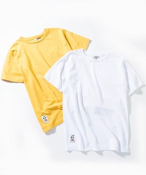 無地Tシャツ[メンズ]