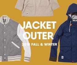 肌寒くなってきた季節に活躍してくれるチャムスのジャケット/アウター