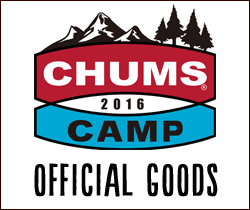 CHUMS CAMP GOODS